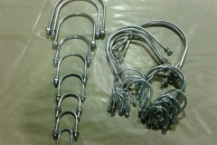 Clamps abarcón type