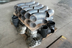 Flanges, Bends, Concentric Reductions, Ts