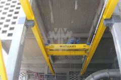 Top Crane 10 ton
